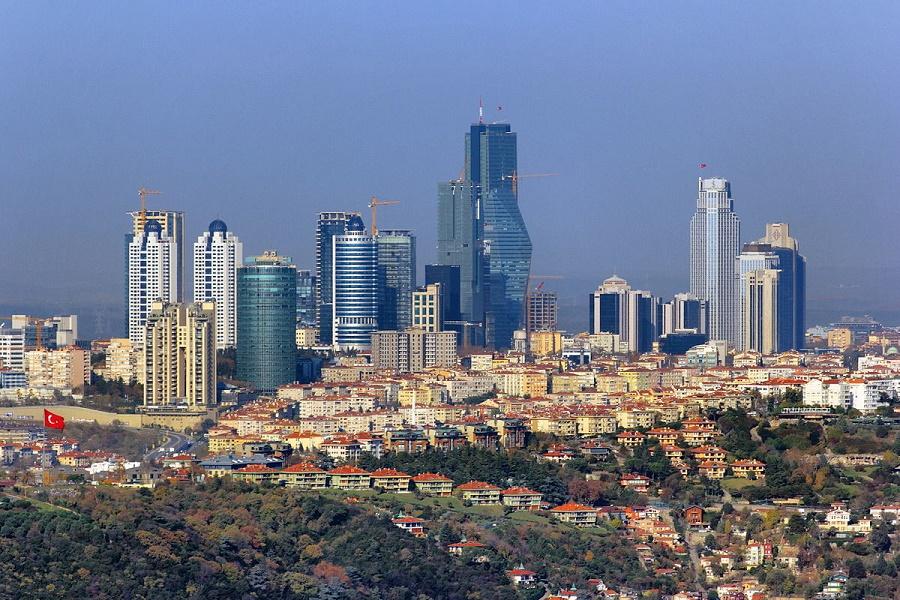 Финансовият център на Истанбул (Alexxx1979 )