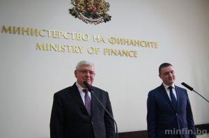 Кирил Ананиев и Владислав Горанов