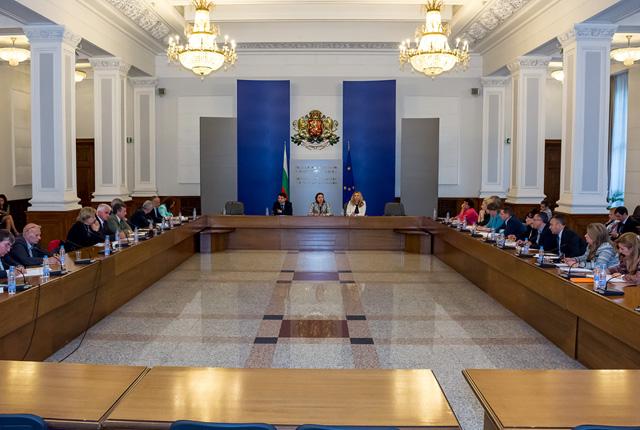 Съвещание за противодействие на престъпността на 7 юни