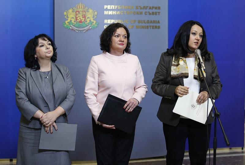 Теменужка Петкова, Ивелина Василева и Лиляна Павлова отговарят на критиките на БСП