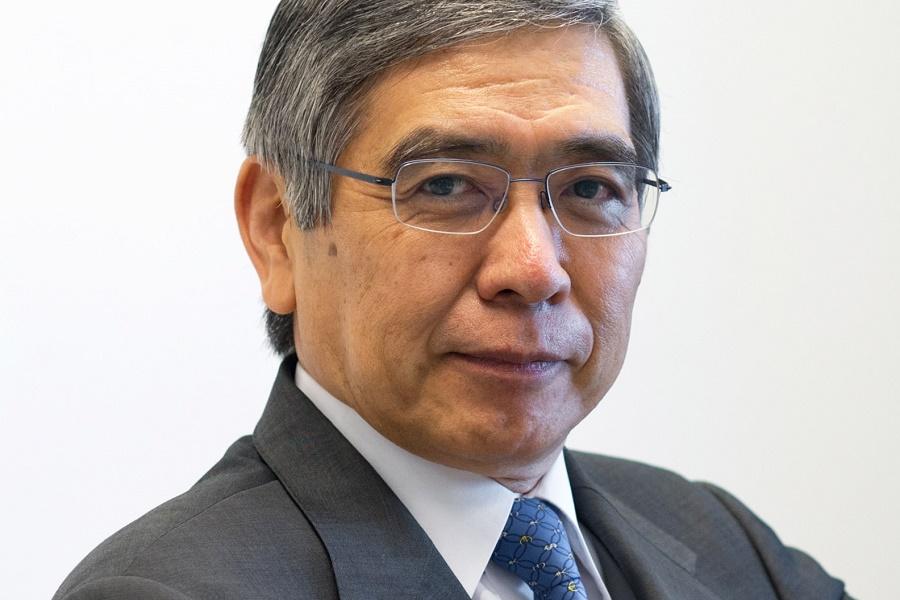 Харушико Курода