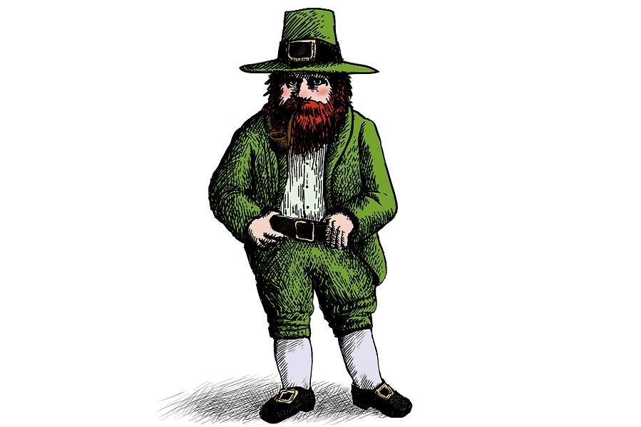 Странният случай на ирландския растеж