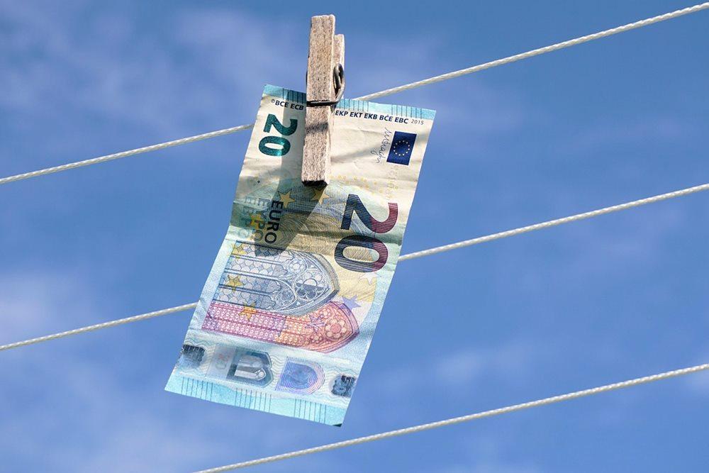пране на пари