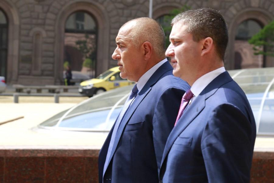 Борисов и Горанов