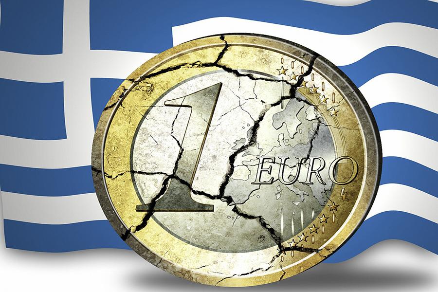 Гърция в еврозоната