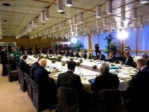 ЕС - среща за еврозоната